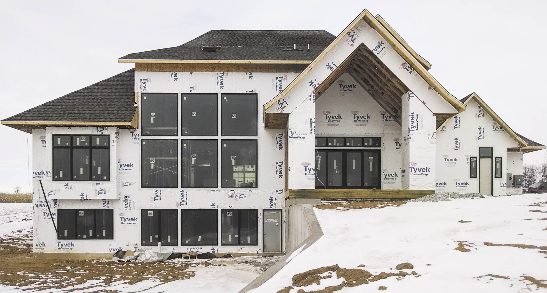 Engineered Building Design Truss Wall Panel Steel Beams Iowa